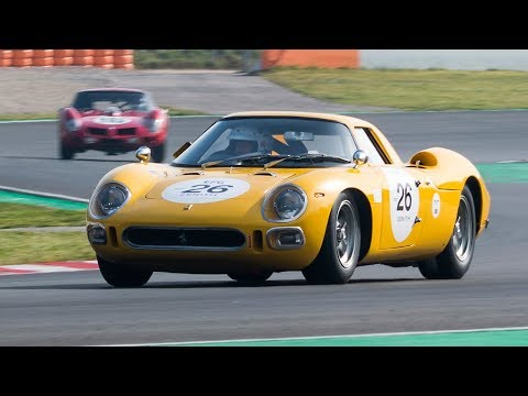 Ferrari 250 LM, GT Breadvan and GT SWB Berlinetta - Pure Sound and Maximum Attack!!