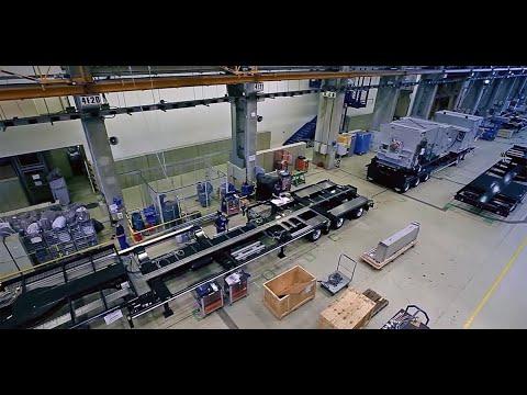 Ready to Run: GE's TM2500 Power Plant on Wheels