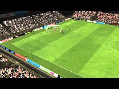 Caledonia AIA - Los Angeles - Gol di Keane 67° minuto