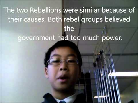 Upper Canada Rebellion Documentary Vid
