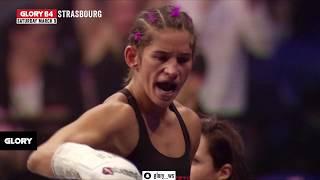 GLORY 64: Tiffany van Soest Aims For Revenge