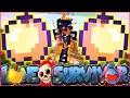 "Minecraft LONE SURVIVOR - ""DOUBLE GOD APPLE FIGHT"" - Episode 7"
