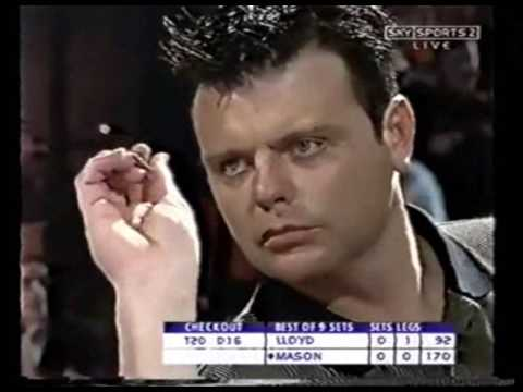 Chris Mason vs. Colin Lloyd - Last 16 - 2003 PDC World Championship