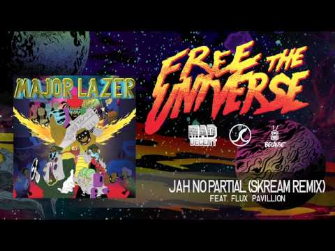 Major Lazer - Jah No Partial (Skream...
