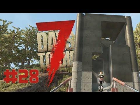 7 Days to die   May tore na kami #28 (TAGALOG)