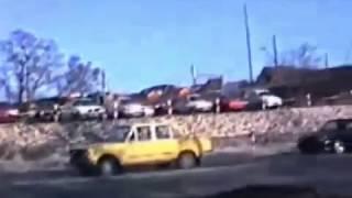 Kędzierzyn-Koźle 1997  przejazd samochodem