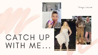 CATCH UP WITH ME - GOVERNMENT FOOD PARCEL | RECREATING MARILYN | VE DAY MAKE UP  - Tanya Louise