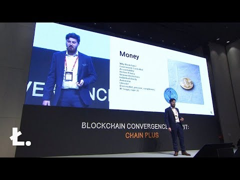 Blockchains Killer Apps: Blockchain Convergence Summit 2019 프랭클린 리차드
