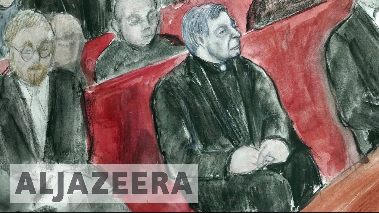Top Vatican official faces court on historic sexual abuse charges