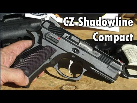 CZ Shadow Line Compact Review - CZ's Little Shadow!