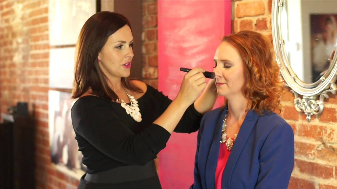 How To Apply Bronzer ( For My Fair Friends) With Jenny Maddern