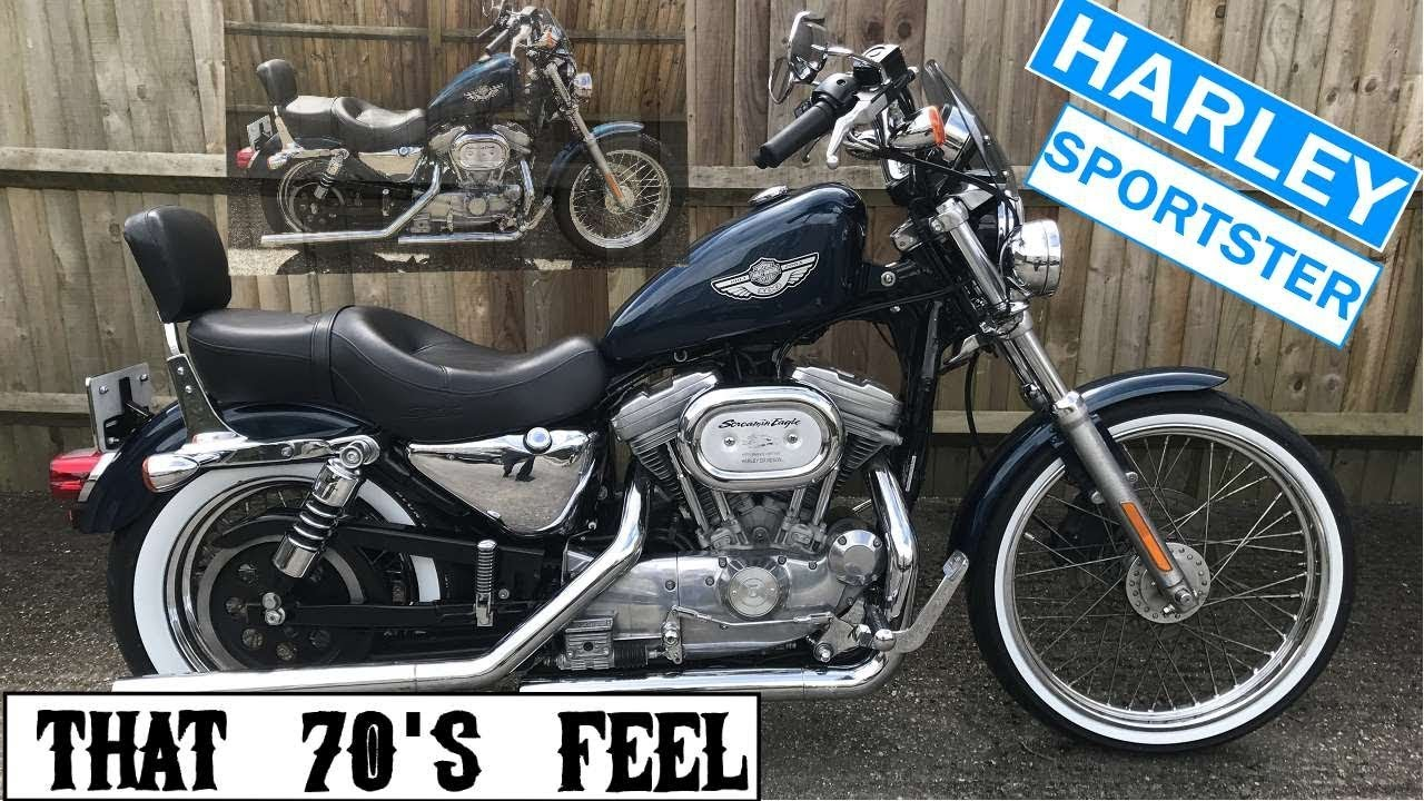 Harley-Davidson Sportster 21