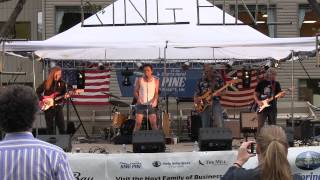 The FOOLS - King Pine Music Festival - 9/21/13 - 1st 2 songs