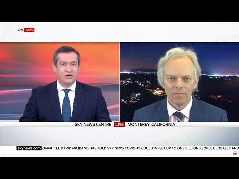 Sky News, 4/28/2020: Trump's Response to the Coronavirus Crisis