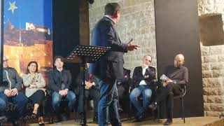 07.04. 2019 Sergio Silvestris apre campagna elettorale x Europee 2019