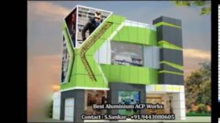 Dazzling exterior ideas-Best Acp works-9443080605