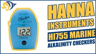Hanna Instruments HI772 Marine Alkalinity Checker