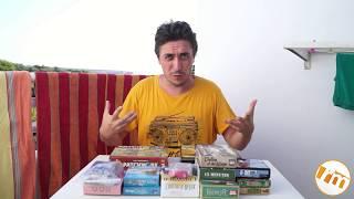 Recensioni Minute Vlog [101] - (Bustone) Giochi per il mare 2017