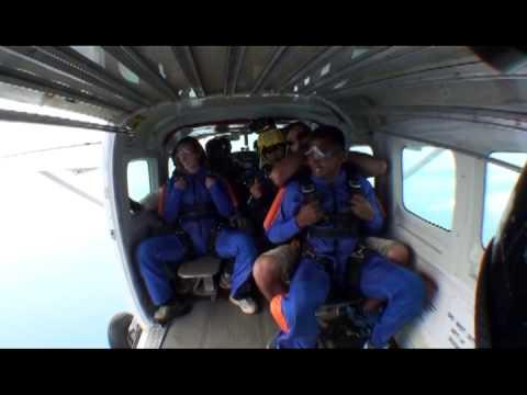 Davor Fox Skydiving July 27 2013 Skydive Burnaby Canada