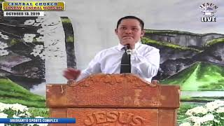 Please Watch!!! JMCIM Central Live Streaming of SUNDAY GENERAL WORSHIP | OCTOBER 13, 2019.