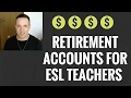Why I Don't Do Retirement Plans While Teaching English Abroad (No Chance in Hell)
