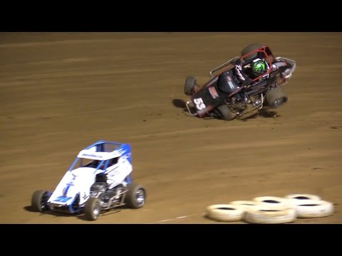 Lanco - 4/1/2017 - 600cc Micro Sprints