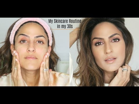 My Skincare Routine In My 30s Youtube