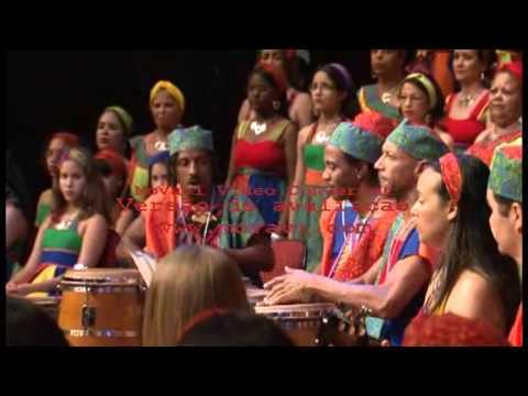 Betelehemu Belém Vozes da África Maestro Cícero Alves