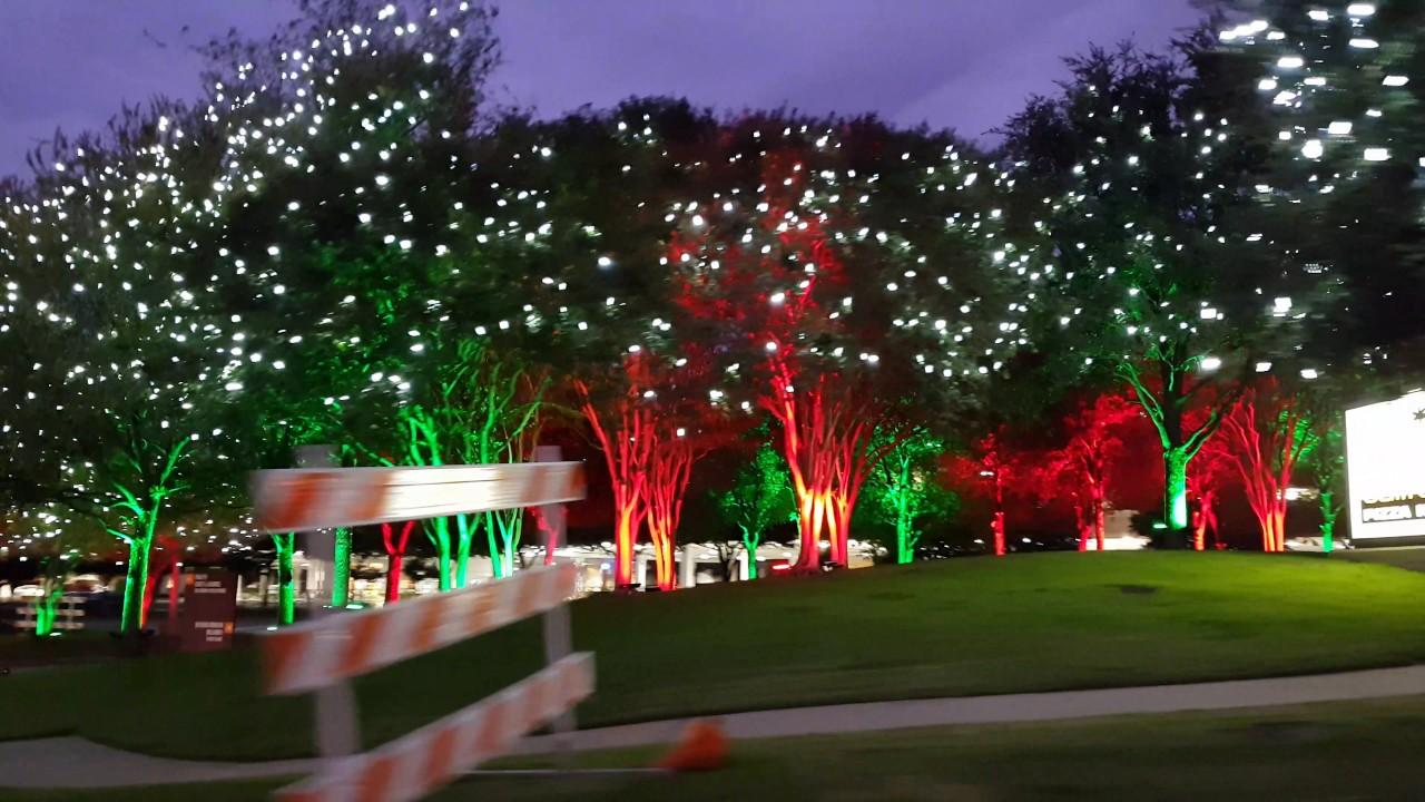 black friday shopping mall christmas lights part 2 - Black Friday Christmas Lights