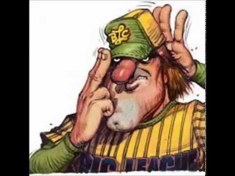 Action Bronson  -- Big League Chew -- (prod by  The Alchemist)