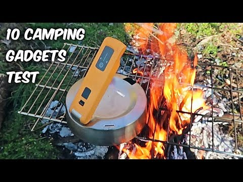 10 Camping Gadgets put to the Test - Part 8