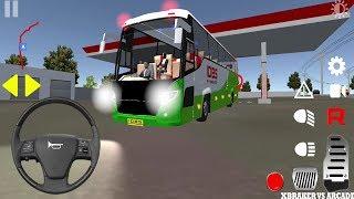 IDBS Bus Lintas Sumatera Simulator 2017 PEKANBARU - Android GamePlay FHD