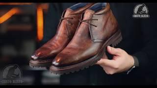 Базовый уход за обувью