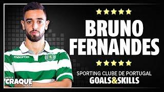 BRUNO FERNANDES ● Sporting CP ● Goals & Skills
