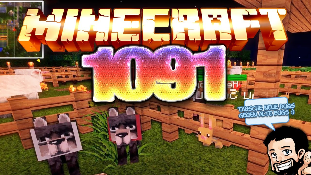 MINECRAFT HD Hasis Hundis Herumgelaufis Lets Play - Minecraft hauser gronkh