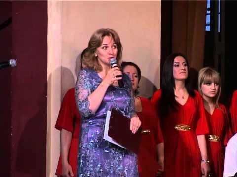 Концерт Государственного оркестра народных инструментов Республики Дагестан 2011 год