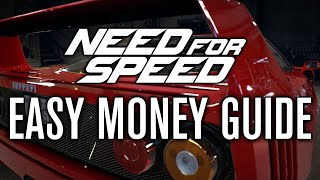 MONEY GLITCH Need For Speed Payback Unlimited Shipments After update Working as off *02/06/18*