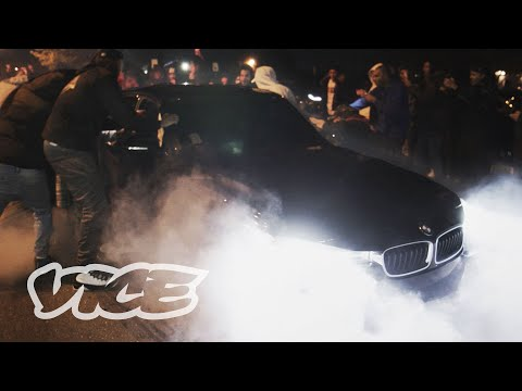 Street Gods: Inside NYC's Underground Car Meets (Part 1)