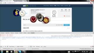 Repeat youtube video Ask.fm - Milióny dárků -__- (čti popisek)