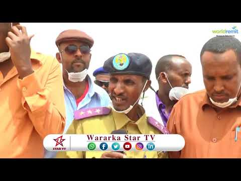 SOMALI YOUTH FOR PEACE: July 2018
