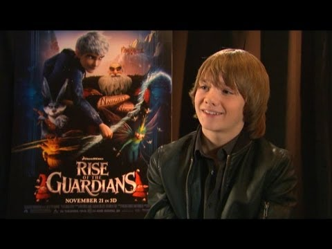 Dakota Goyo  Rise of the Guardians  with Tribute