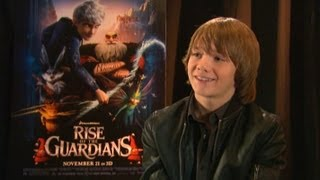 Dakota Goyo - Rise of the Guardians Interview with Tribute