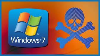 Aus für Windows 7 - Was ihr jetzt sofort tun müsst!