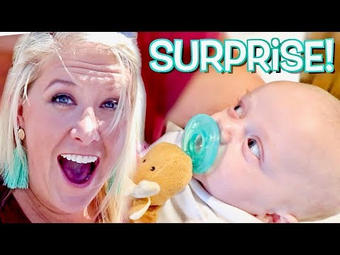 Baby Delivery Surprise!