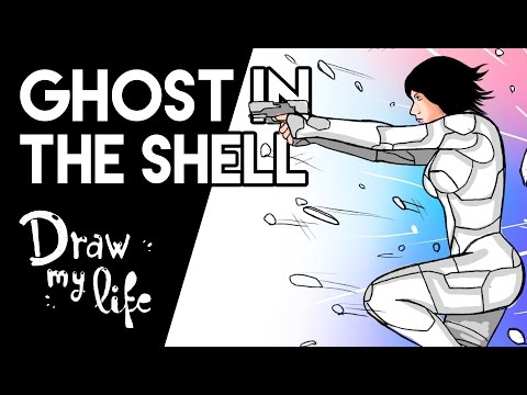 GHOST IN THE SHELL - Draw My Life en Español
