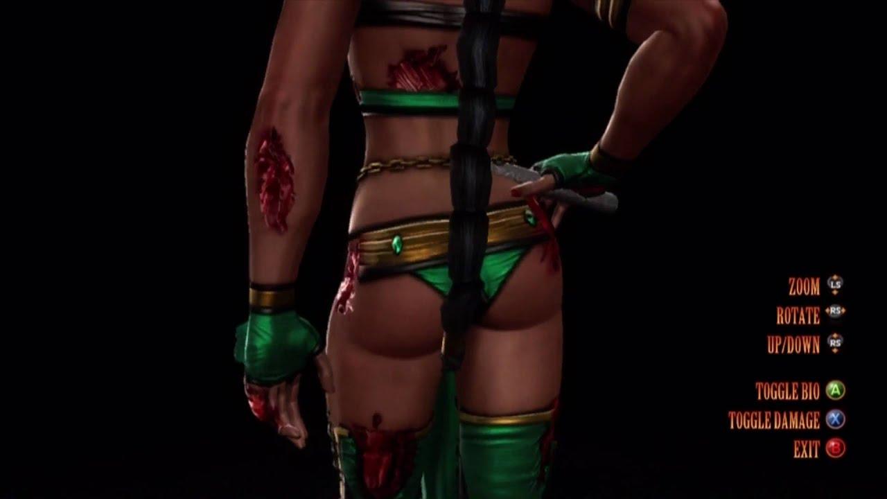 Mortal kombat jade desnuda