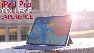 The 2018 iPad Pro College Experience!