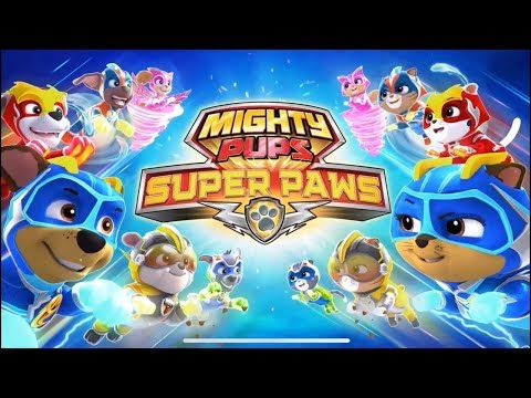 Paw Patrol | Mighty Pups-Super Paws Trailer