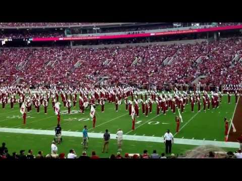Tusk performed by University of Alabama Million Dollar Band