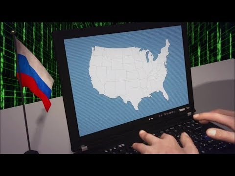 Federal Government Notifies 21 States Of Election Hacking | Los Angeles Times
